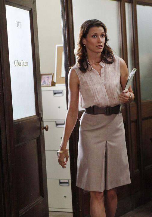 Erin Reagan-Boyle (Bridget Moynahan) macht sich Sorgen um ihren Bruder Danny, der in großen Schwierigkeiten steckt ... - Bildquelle: 2011 CBS Broadcasting Inc. All Rights Reserved
