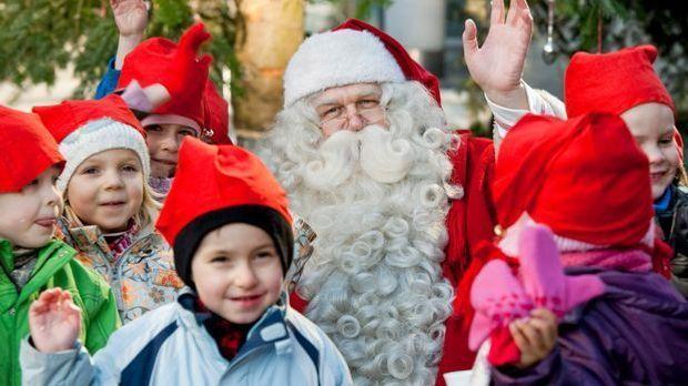 Weihnachten mit Kindern_dpa