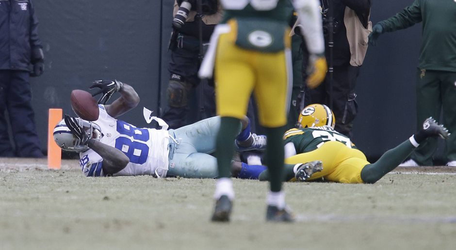 "Dez Bryant ""No Catch"" - Bildquelle: imago/UPI Photo"