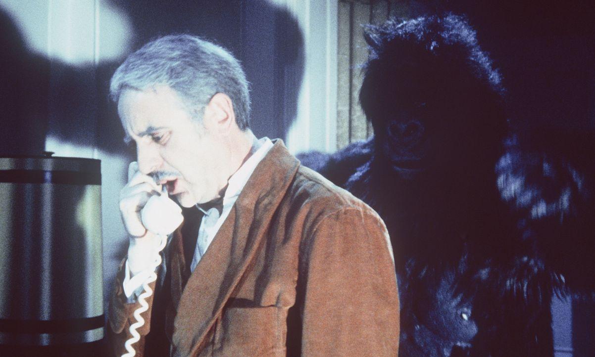Und wieder schlägt der Gorilla von Soho zu und ermordet ein weiteres reiches Opfer ... - Bildquelle: Constantin Film
