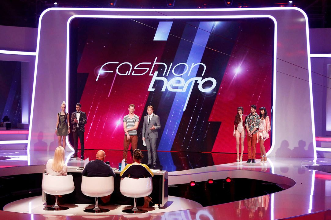 Fashion-Hero-Epi05-Show-63-ProSieben-Richard-Huebner - Bildquelle: Richard Huebner