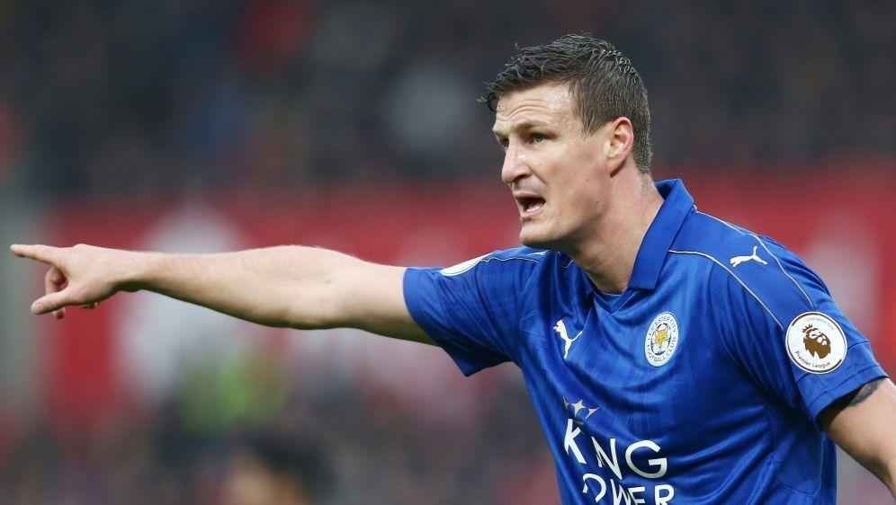 Huth war bis Sommer 2018 für Leicester City am Ball - Bildquelle: PIXATHLONPIXATHLONSID