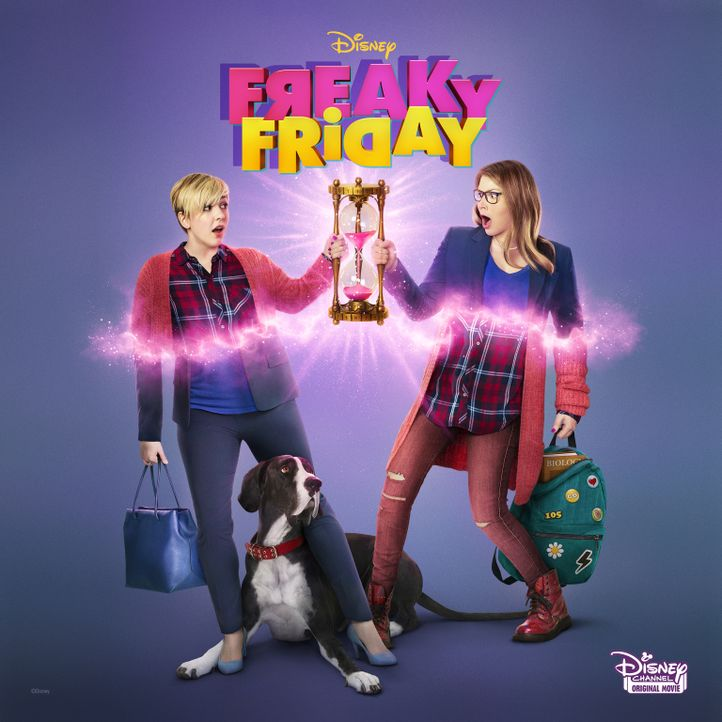 Freaky Friday - Artwork - Bildquelle: Disney. All rights reserved.
