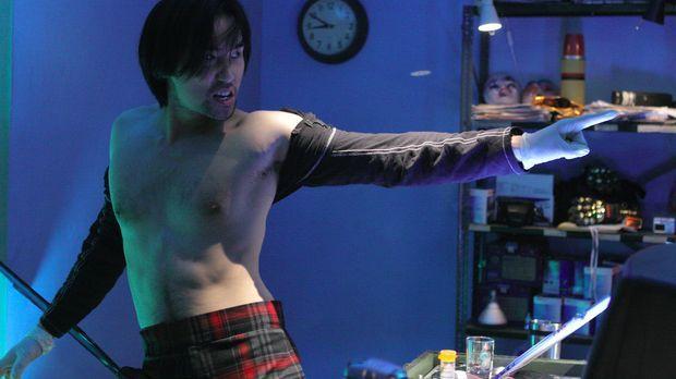 Chang (James Hiroyuki Liao) hat einen Weg gefunden, wie er seinen harten und...