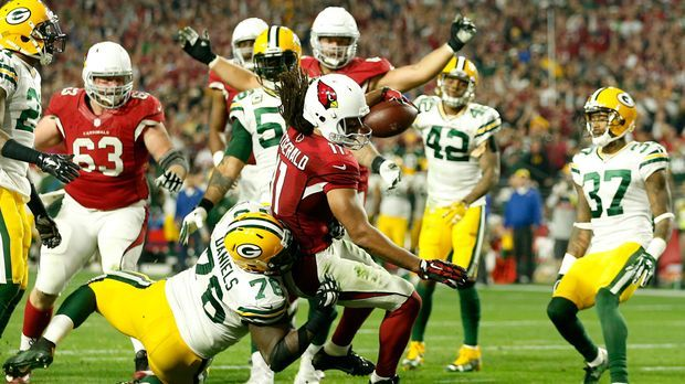 Packers vs. Cardinals