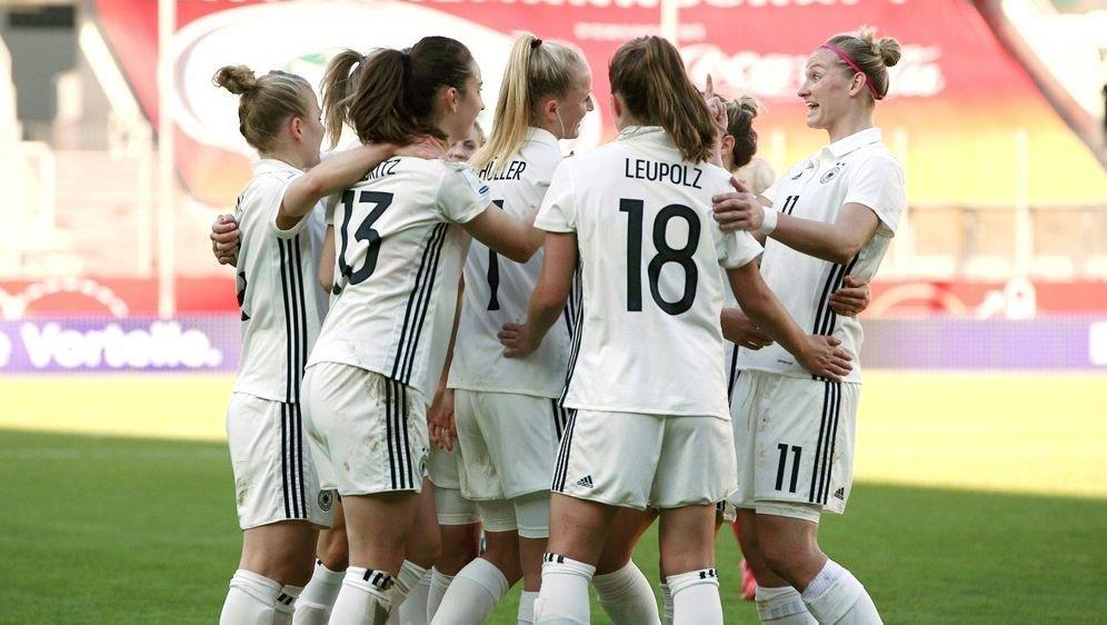 DFB-Damen nutzen kein WM-Hauptquartier in Frankreich - Bildquelle: PIXATHLONPIXATHLONSID