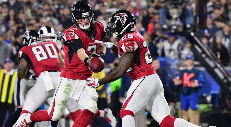 6. Atlanta Falcons - Bildquelle: 2018 Getty Images