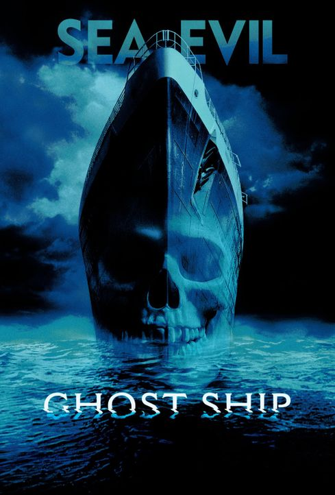 Ghost Ship - Artwork - Bildquelle: Warner Brothers