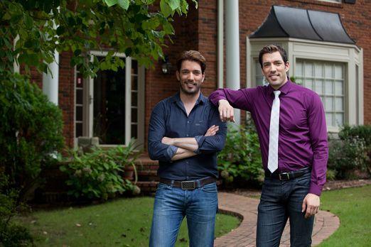 Property Brothers - Willkommen im Traumhaus - Die Brüder Jonathan (l.) und Dr...