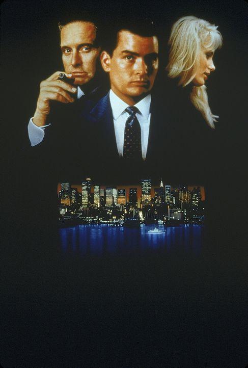 Wall Street - Artwork - Bildquelle: 20th Century Fox