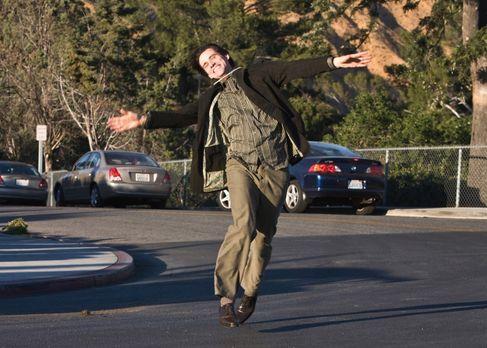 Der Ja-Sager - Totalverweigerer Carl Allen (Jim Carrey) steht in einer Sackga...