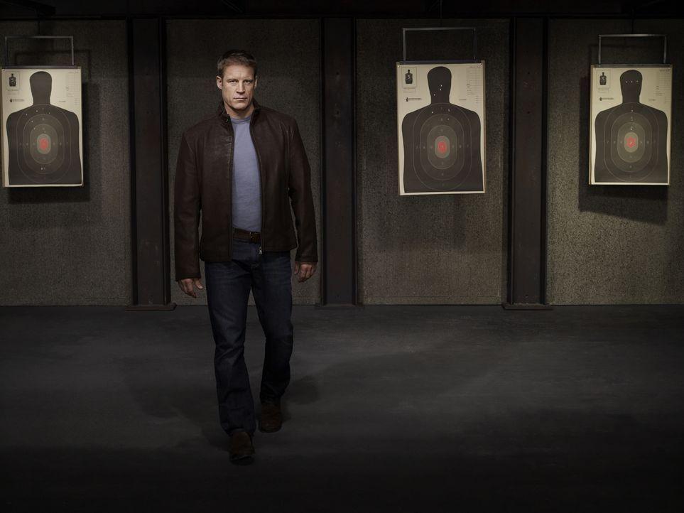 (1. Staffel) - Wer ist Christopher Chance (Mark Valley) wirklich? - Bildquelle: Warner Brothers