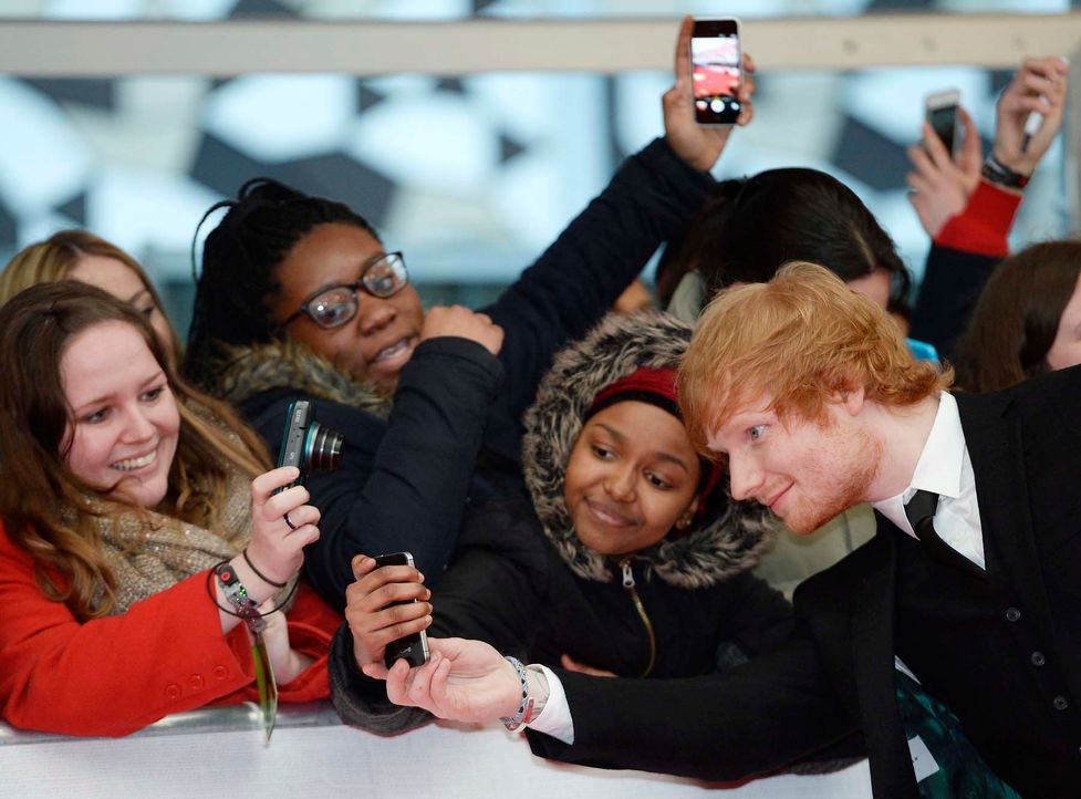 BRIT-Awards-Ed-Sheeran-15-02-25-1-dpa - Bildquelle: dpa