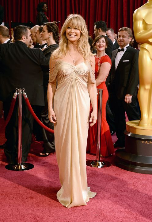 oscars-Goldie-Hawn-140302-getty-AFP - Bildquelle: getty-AFP