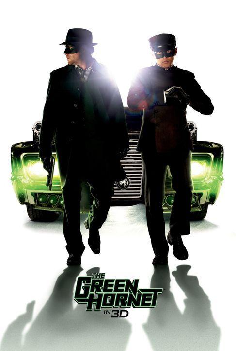 THE GREEN HORNET - Artwork - mit Seth Rogen (l.) und Jay Chou (r.) - Bildquelle: The Green Hornet, related characters and hornet logo ? &   2011 The Green Hornet, Inc. All Rights Reserved.