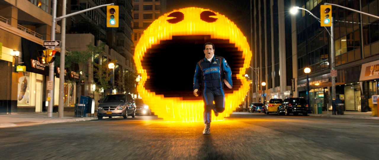 Pixels-3D-07-2015Sony-Pictures-Releasing-GmbH - Bildquelle: 2015 Sony Pictures Releasing GmbH