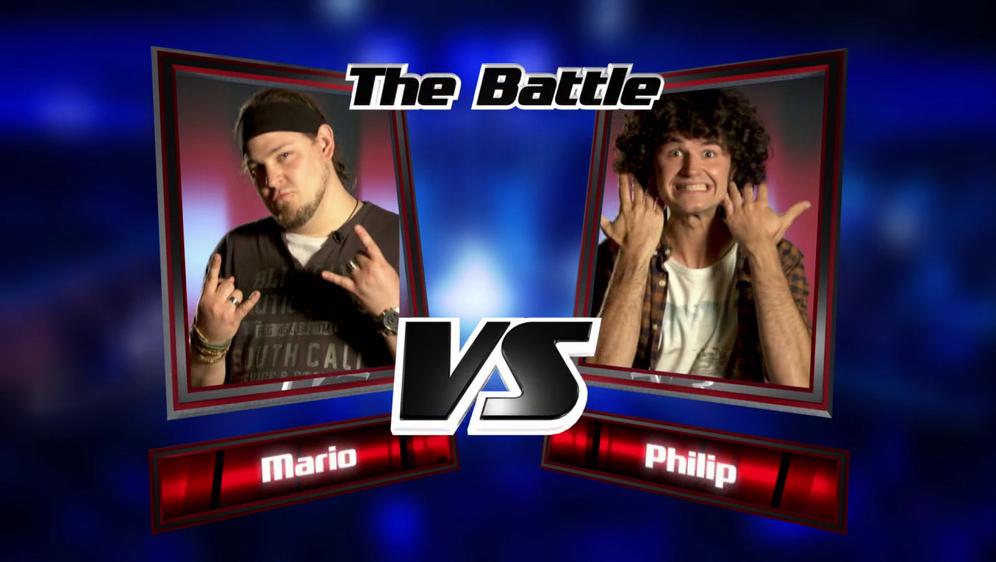 Mario vs. Philip