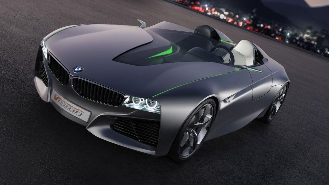 BMW Concept Car - Bildquelle: BMW