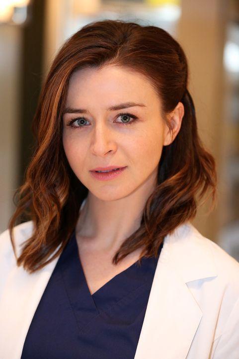 (12. Staffel) - Nicht nur beruflich, sondern auch privat läuft nicht immer alles nach Plan: Amelia Shepherd (Caterina Scorsone) ... - Bildquelle: Adam Taylor ABC Studios