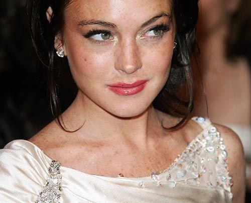 Galerie: Lindsay Lohan - Bildquelle: getty AFP