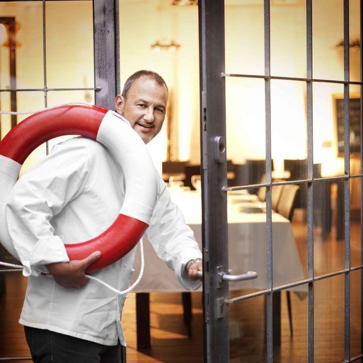 (4. Staffel) - Sternekoch Frank Rosin räumt auf in Deutschlands Restaurants! - Bildquelle: Arne Weychardt kabel eins