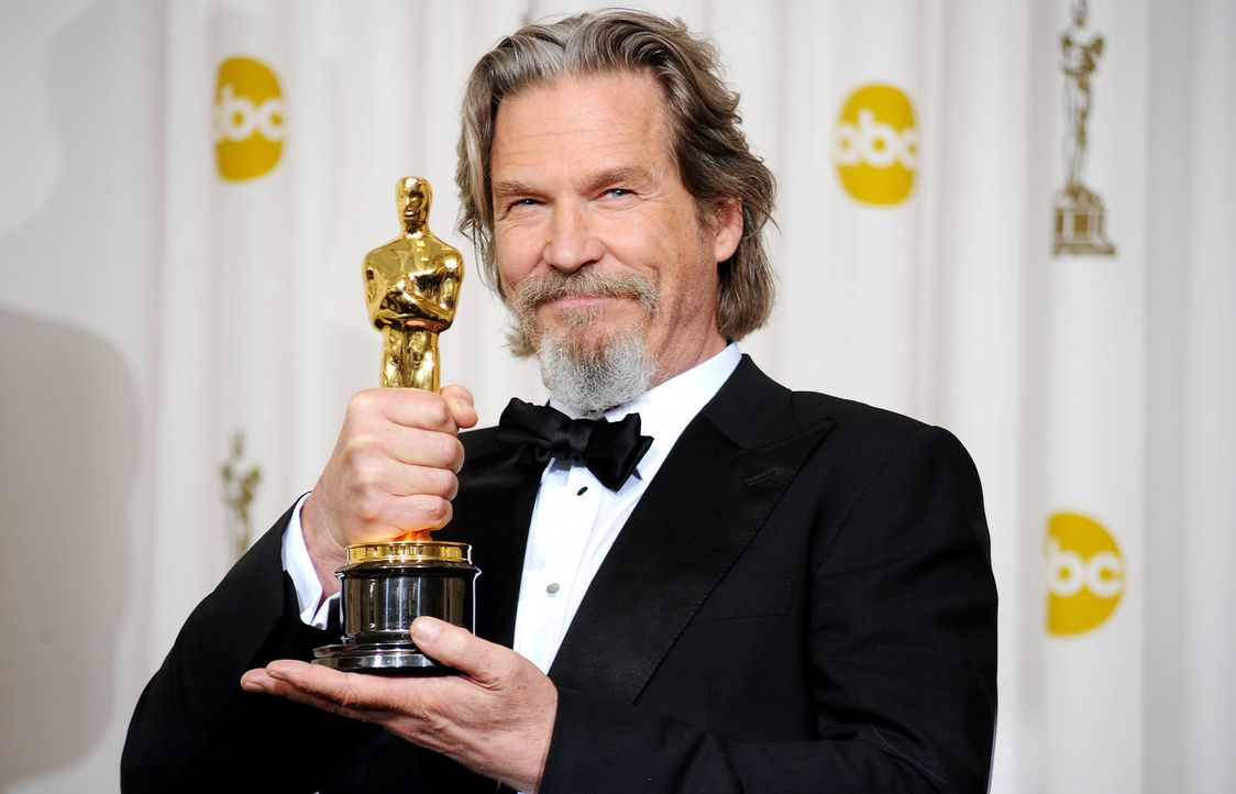 Bester-Hauptdarsteller-2010-Jeff-Bridges-getty-AFP - Bildquelle: getty-AFP