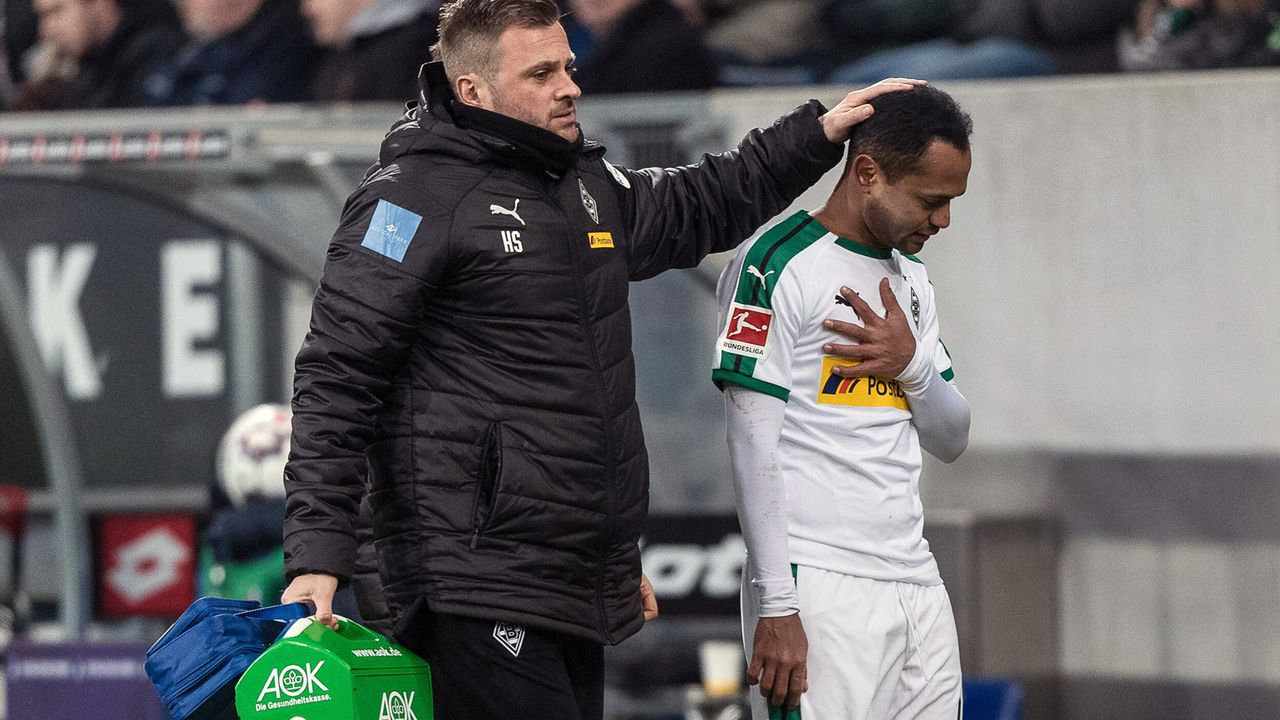 Raffael (Borussia Mönchengladbach) - Bildquelle: imago/Eibner