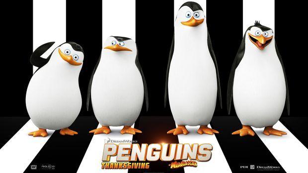 Penguins of Madagascar - Plakatmotiv © 2014 DreamWorks Animation, L.L.C.  All...