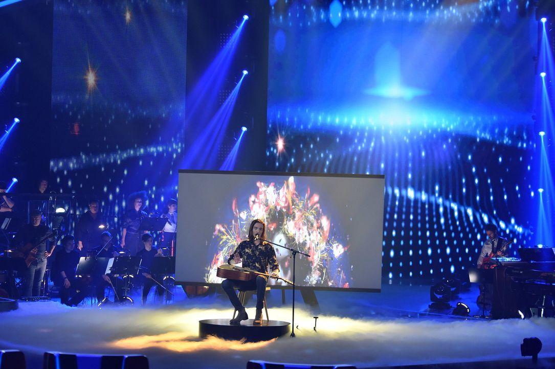 TVOG2018_Halbfinale_Eros - Bildquelle: ProSieben/SAT.1/Andre Kowalski