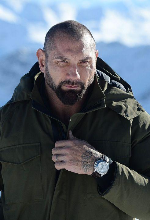 Dreharbeiten-James-Bond-Spectre-Dave-Bautista-15-01-07-dpa - Bildquelle: dpa