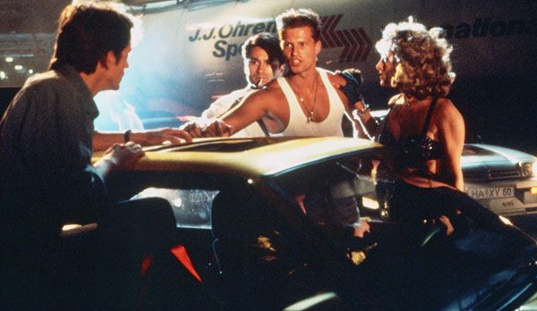 Platz 2: Mantafahrer-Look - Bildquelle: Paramount Pictures