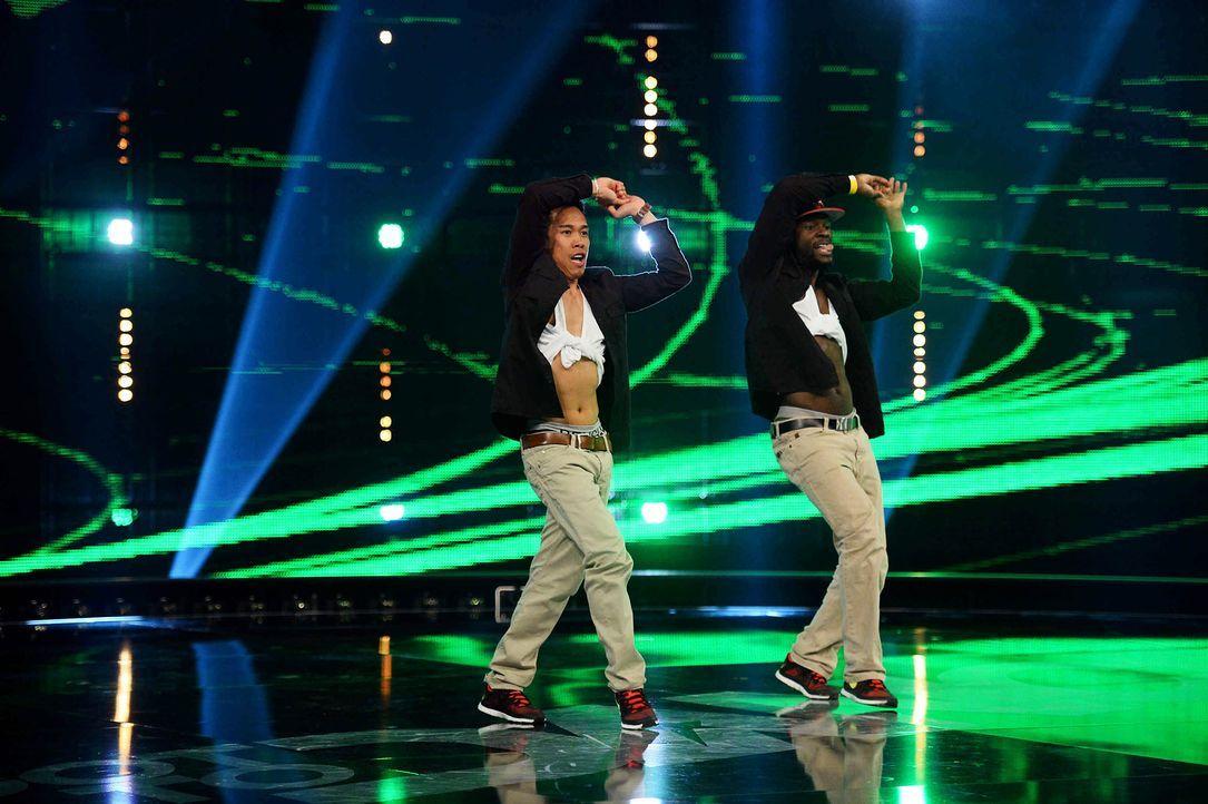 Got-To-Dance-The-Future-Boyz-04-SAT1-ProSieben-Willi-Weber - Bildquelle: SAT.1/ProSieben/Willi Weber
