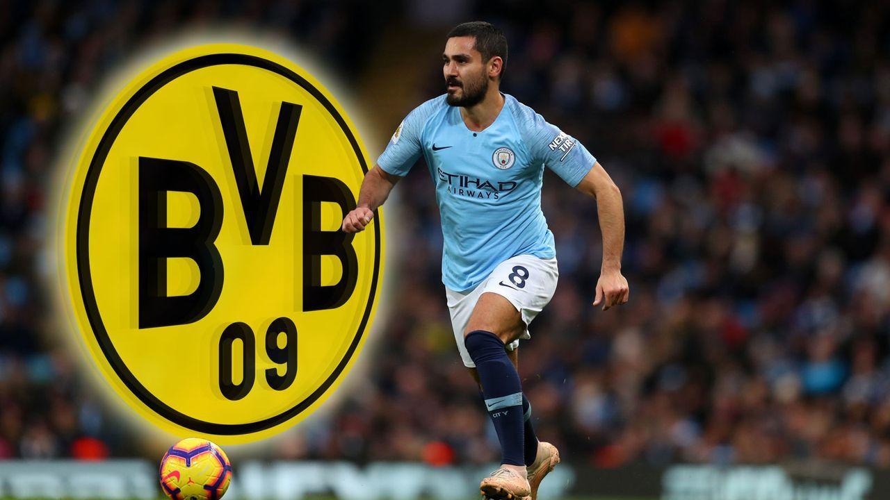 Ilkay Gündogan (Manchester City) - Bildquelle: 2019 Getty Images