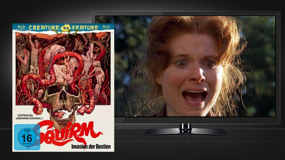 Squirm - Invasion der Bestien (Blu-ray) - Bildquelle: Koch Media