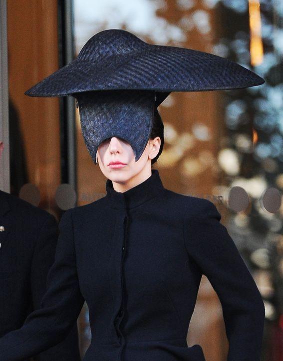 Lady-Gaga-13-10-30-WENN - Bildquelle: Craig Harris/WENN.com