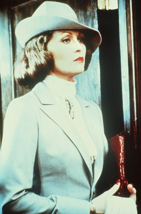 Hat Evelyn Cross Mulwray (Faye Dunaway) etwas mit dem Mord an ihrem Mann zu tun? - Bildquelle: Paramount Pictures