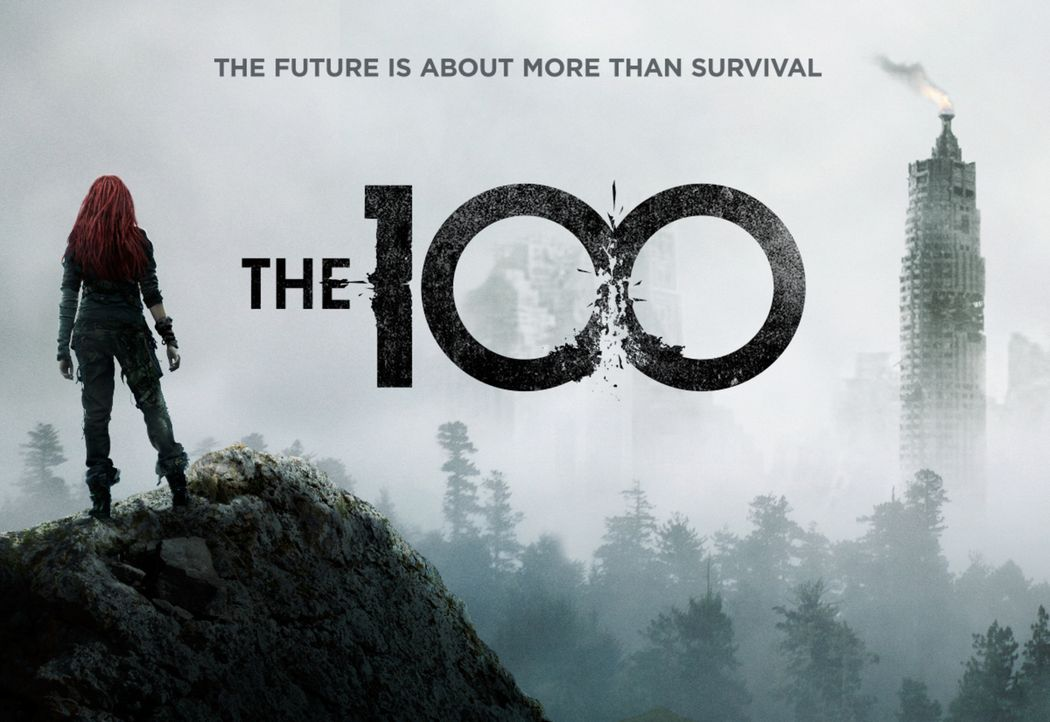 (3. Staffel) - The 100 - Artwork - Bildquelle: 2014 Warner Brothers