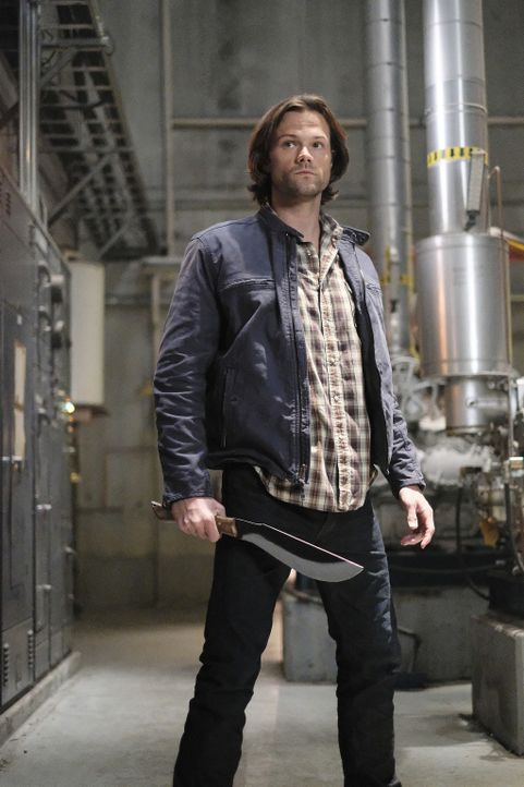 Sam (Jared Padalecki) - Bildquelle: Diyah Pera 2016 The CW Network, LLC. All Rights Reserved/Diyah Pera