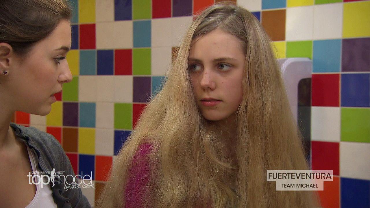 GNTM-11-Sendung02-014 - Bildquelle: ProSieben
