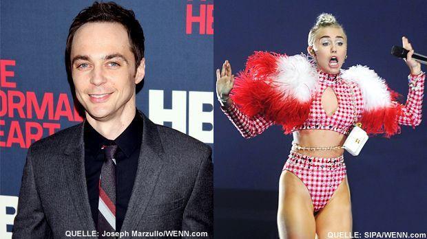 TOP Jim Paarsons FLOP Miley Cyrus - Bildquelle: Joseph Marzullo/WENN.com    /    SIPA/WENN.com