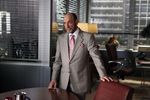 Good Wife - Der Anwalt Burl Preston (F. Murray Abraham) vertritt eine Filmfir...