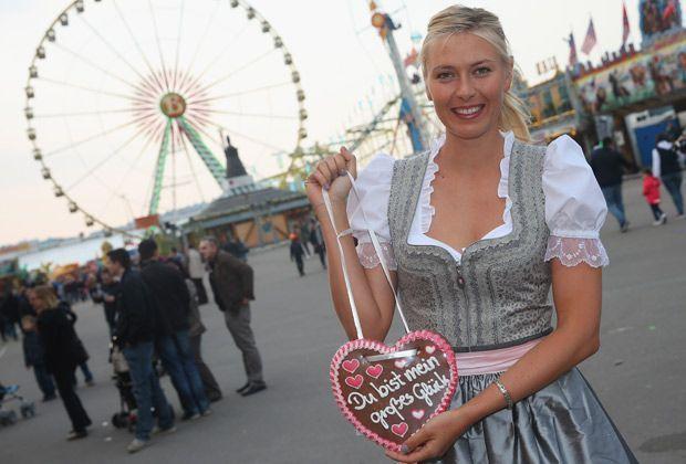 Maria Scharapowa (Weltrangliste: Nr. 9) - Bildquelle: Getty