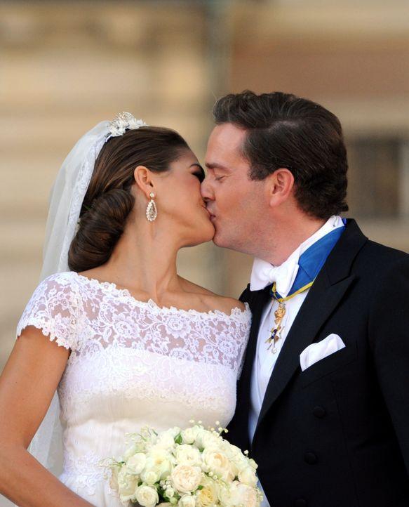 Die Heirat von Prinzessin Madeleine von Schweden und Chris O'Neill - Bildquelle: +++(c) dpa - Bildfunk+++ Verwendung weltweit