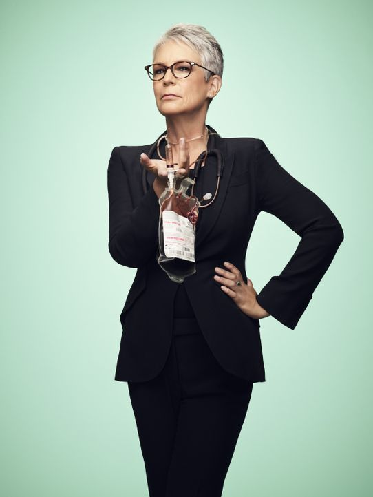 (2. Staffel) - Die Jahre sind vergangen und Cathy Munsch (Jamie Lee Curtis) will sich einer neuen Herausforderung stellen. Sie eröffnet eine Klinik,... - Bildquelle: Tommy Garcia 2016 Fox and its related entities.  All rights reserved.