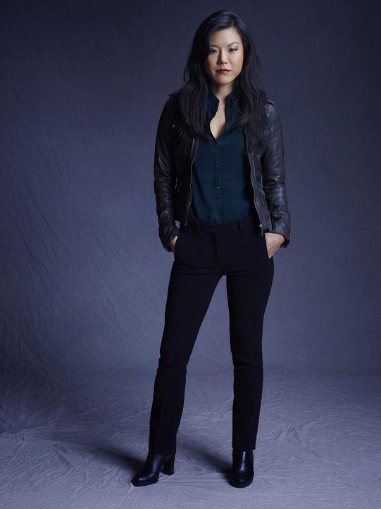 (1. Staffel) - Beverly Katz (Hettienne Park) arbeitet beim FBI in der Einheit für Verhaltensanalyse. - Bildquelle: Robert Trachtenberg 2013 NBCUniversal Media, LLC