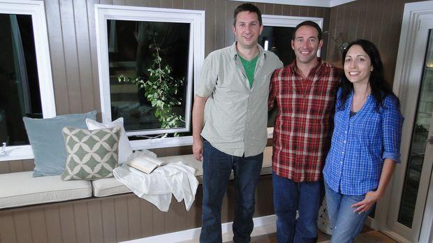 Josh Temples (M.) neuestes Projekt: In Süd-Kalifornien soll der Wintergarten...