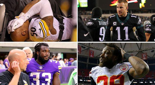 Diese Spieler fehlen ihren Teams in den Playoffs - Bildquelle: Getty Images