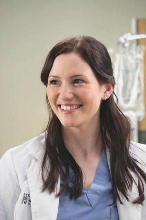 Kann nicht glauben, dass Mark eine Tochter haben soll: Lexie (Chyler Leigh) ... - Bildquelle: Touchstone Television