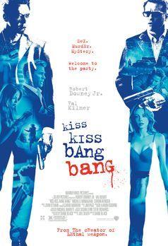 Kiss Kiss Bang Bang - KISS KISS BANG BANG - Plakat - Bildquelle: 2015   Warne...