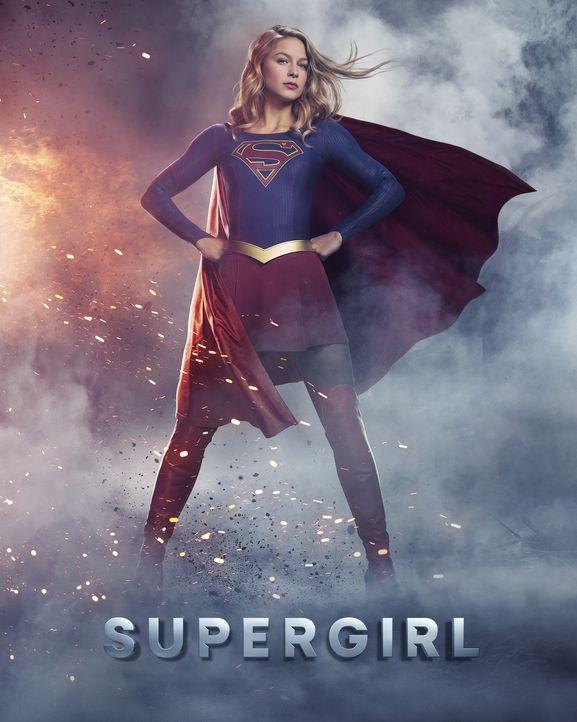 (3. Staffel) - Neue Feinde, viel Gefühl und unerwartete Verbündete warten auf Supergirl (Melissa Benoist) ... - Bildquelle: Warner Bros.